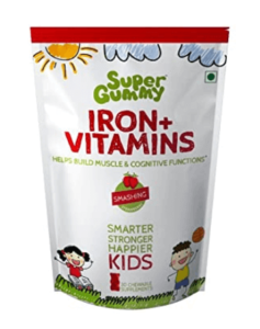 Best Iron Supplement for Kids in India