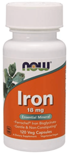 Now Foods Iron Supplements India