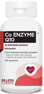 Best Co Enzyme Q10 Supplement in India