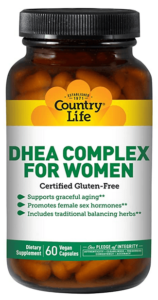 Best DHEA Supplement for Women in India
