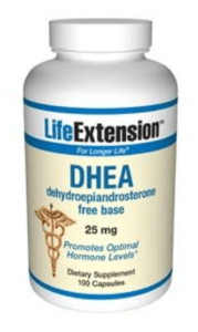Life Extension DHEA Supplement