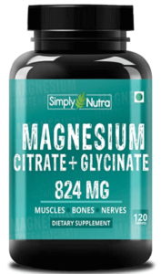 Simply Nutra Magnesium Supplements